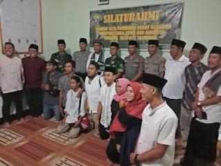 Jalin Sinergitas Dengan Insan Media, Dandim 1628/SB Gelar Buka Puasa Bersama