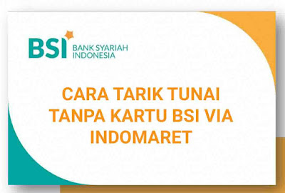 Cardless BSI Indomaret
