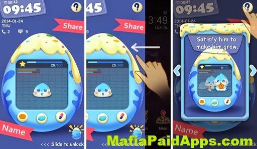 Pet Egg GO Locker Theme v1 00 (Unlocked) | MafiaPaidApps com