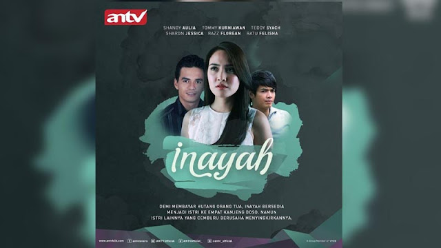 Sinopsis Inayah ANTV Sabtu 19 September 2020 - Episode 159