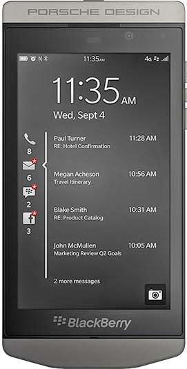 BlackBerry Porsche Design Smartphone P'9982