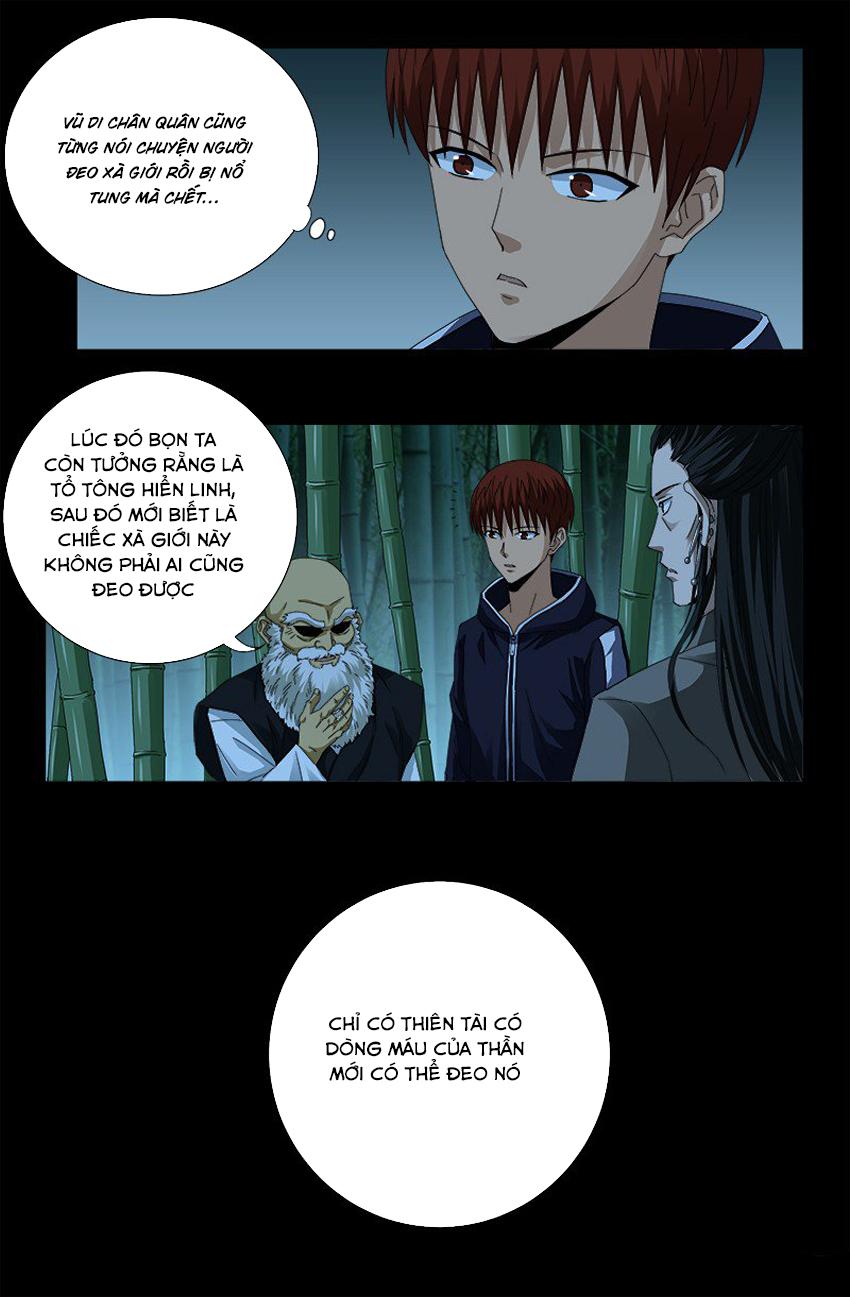 Huyết Ma Nhân Chap 356 - Trang 7