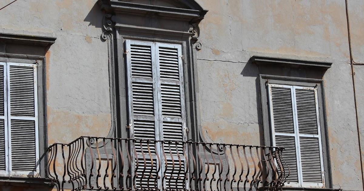Albertine: More Italian windows