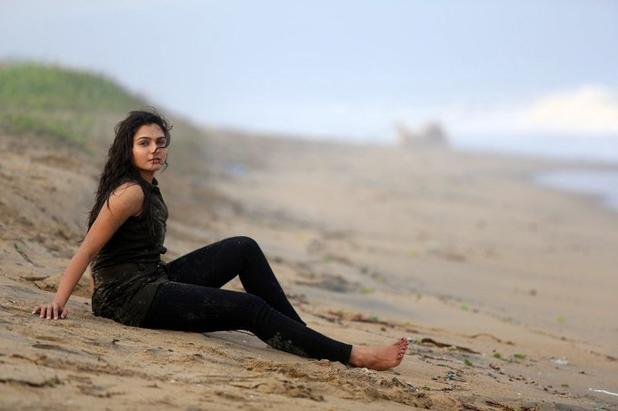 Andrea Jeremiah Starring Taramani Movie Photos Gallery