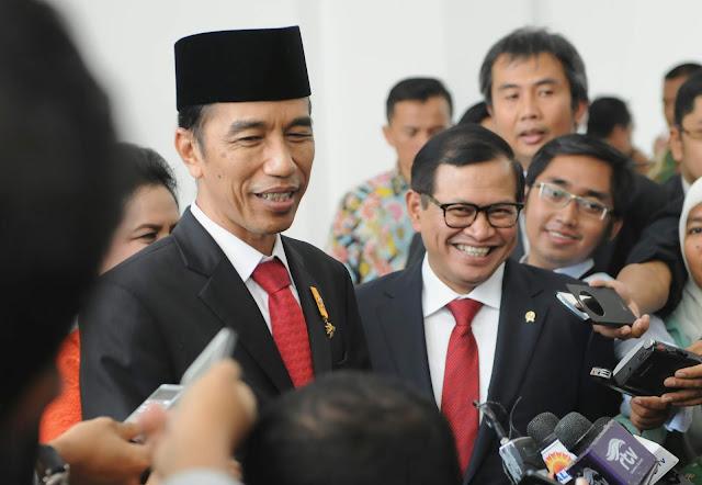Pramono Sebut Uang Borong Sabun Rp2 Miliar Jokowi dari TKN
