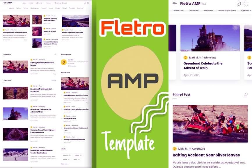 AMP Fletro Blogger Template,FlexBlog Blogger Template Free download,Hartomy Blogger Template,Median UI Blogger template,Blogger premium templates free download