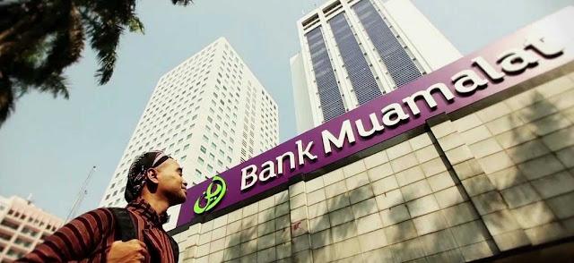 Lowongan Kerja PT. Bank Muamalat