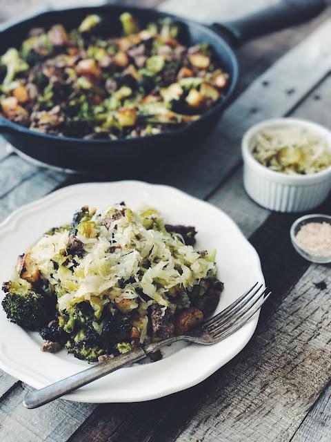 Beef and Broccoli (AIP, Paleo, Whole30)
