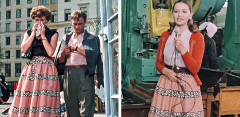 Одинаковый Реквизит Разных Советских Фильмов