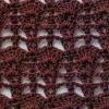 Punto calado Crochet
