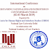 International Conference on Understanding Nationalism & Patriotism in the Contemporary World - 02-03 March 2019