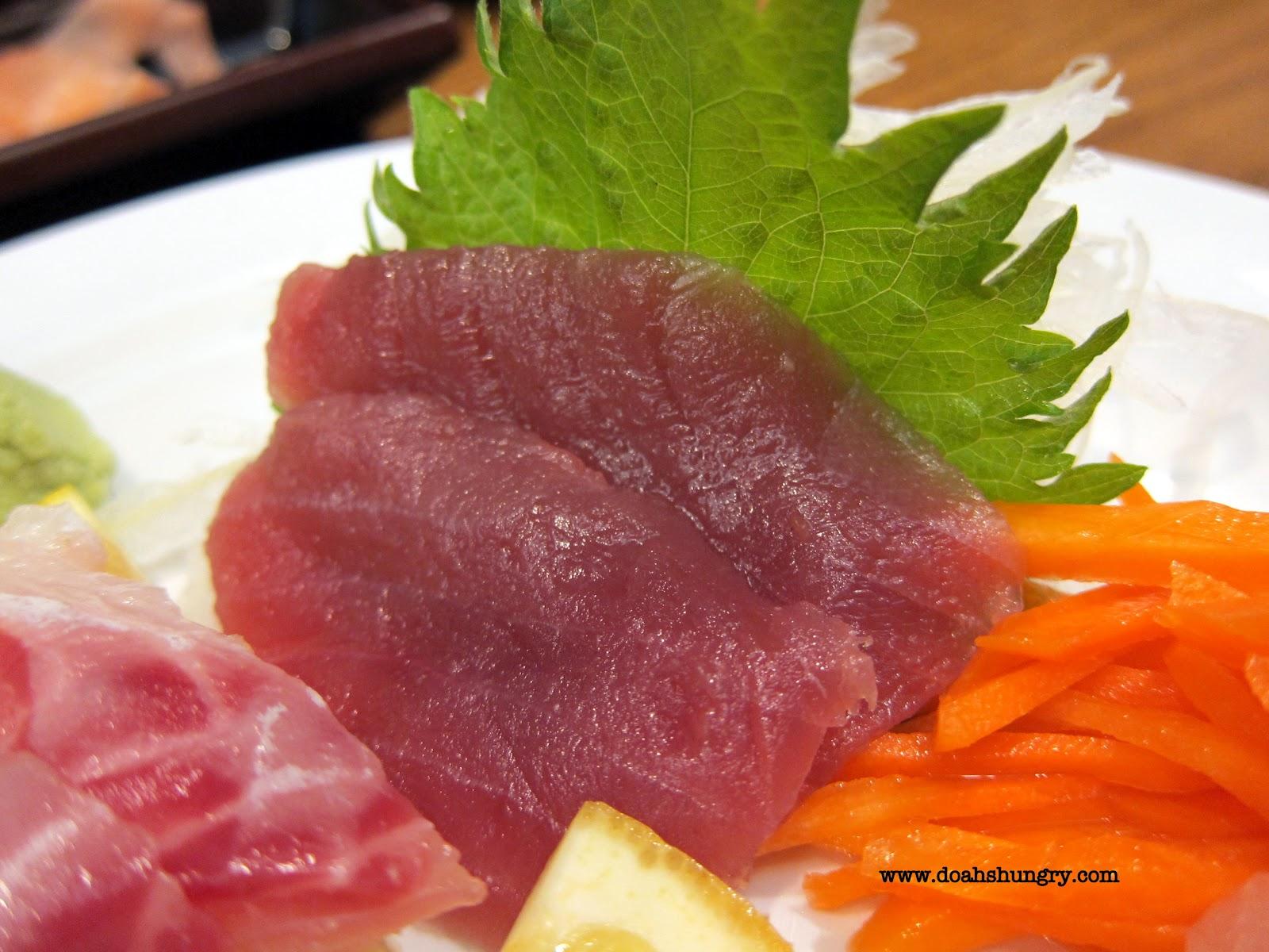 Doah's Hungry: Sushi Stop