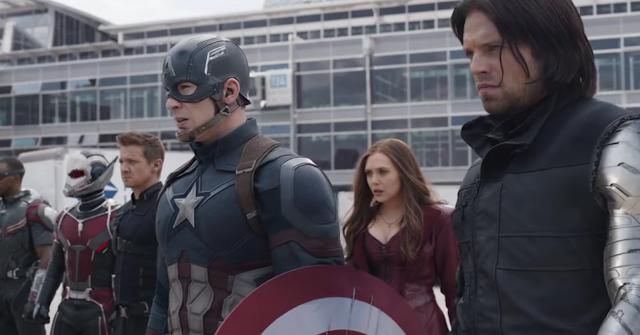 Time do Capitão América é destaque nos pôsteres inéditos de Guerra Civil