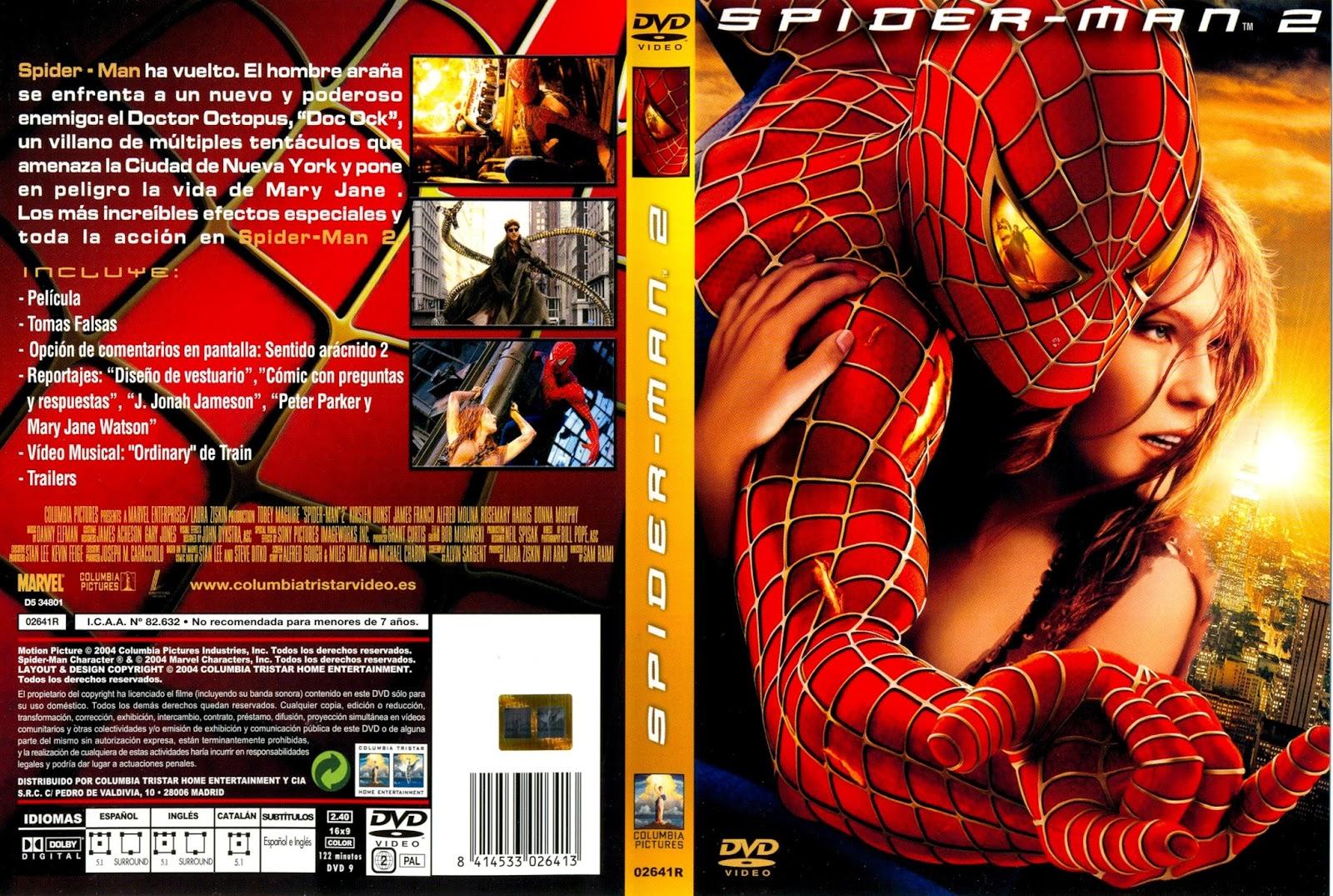 .: Spider-man 02 (2004