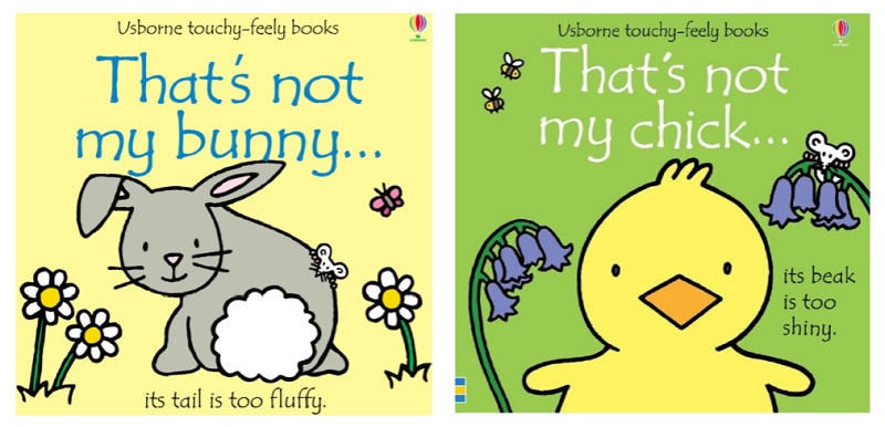 thats not my... easter books