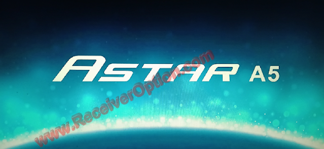 ASTAR A5 1506TV NEW SOFTWARE WITH ECAST & DIRECT BISS KEY ADD OPTION