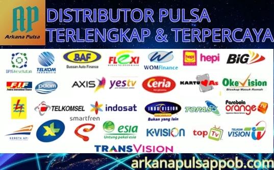 ArkanaPulsaPpob.com adalah Web Resmi Server Arkana Pulsa Murah Semarang
