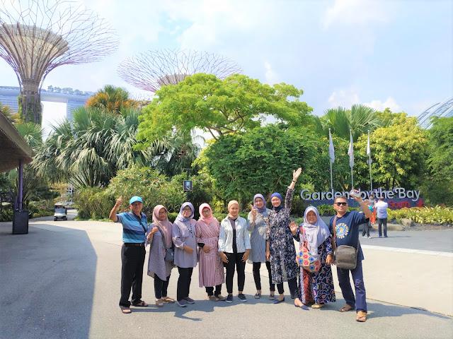 Paket Tour Singapura Dari Batam