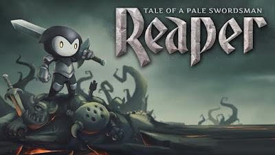 Merupakan game hack n slash yang begitu fun dan sangat menghibur Reaper Tale of a Pale Swordsman apk