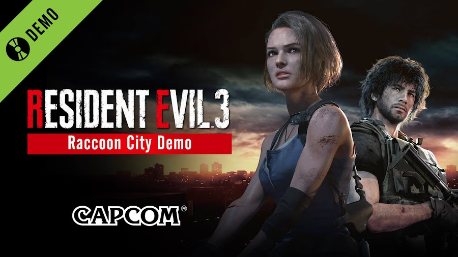 resident evil 3 remake raccoon city demo pc steam ps4 xb1 capcom survival horror game