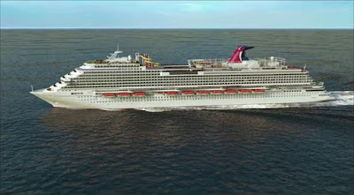 Carnival Resumes service bookings rise sailing from Cape Canaveral, Miami and Galveston