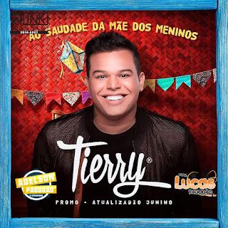 TIERRY - CD ATUALIZADÃO (PROMOCIONAL 2020)