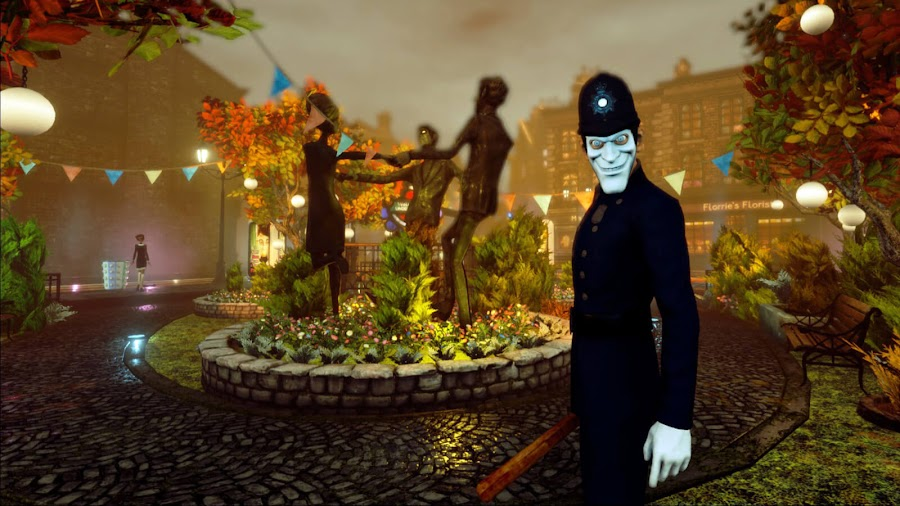 we happy few guide secret ending