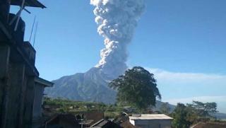 letusan Merapi www.simplenews.me