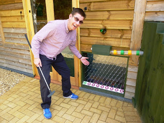 Peterborough Minigolf at Dobbies Garden Centre