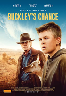 Buckley's Chance One Sheet