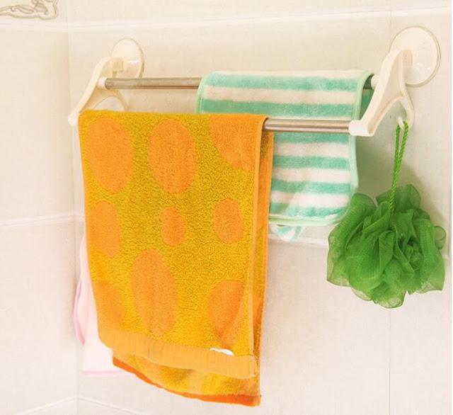 Berapa Kali Anda Mencuci Handuk Mandi?