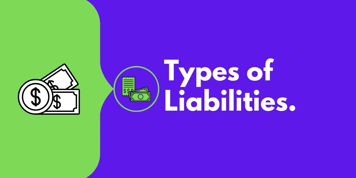 different types of liabilities explanation and calculation by zerobizz