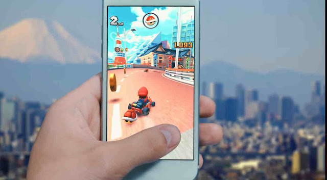 Smartphone Game Mario Kart Tour, Mengungkap perilisan