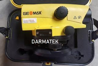 Darmatek Jual Automatic Level GeoMax ZAL320 Waterpass