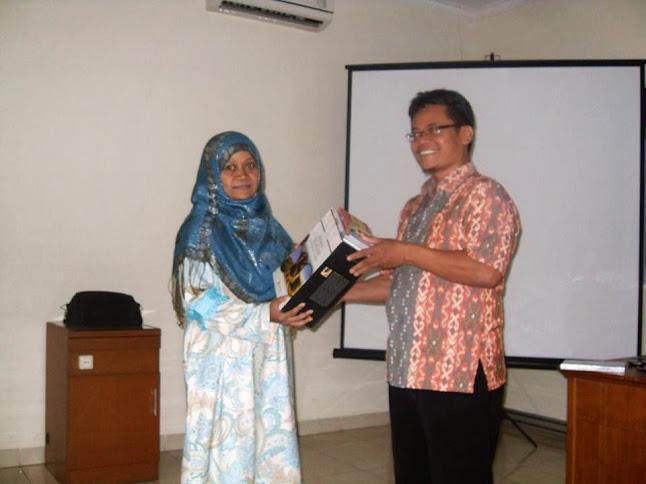 Ida Tahmidah, Seorang MotivaBlogger