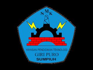 SMK Giripuro Sumpiuh Free Vector Logo CDR, Ai, EPS, PNG