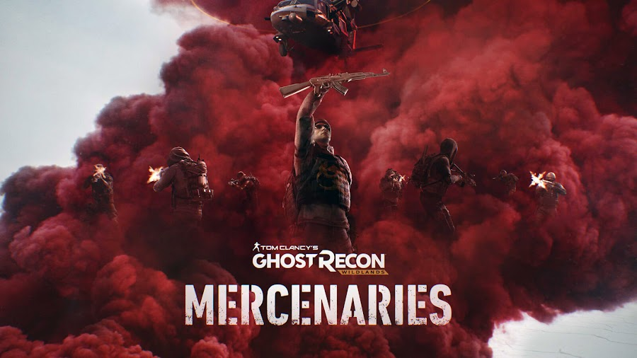 ghost recon wildlands mercenaries mode free update
