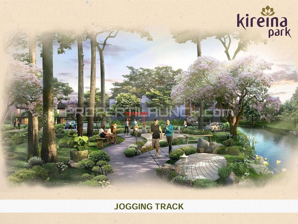 Kireina Park BSD Jogging Track