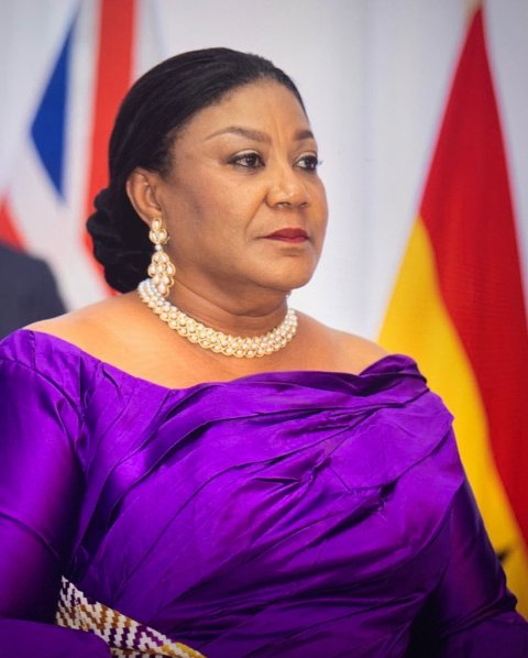 First Lady, Mrs Rebecca Akufo-Addo, rejects allowances, moves to refund ¢899k received since 2017