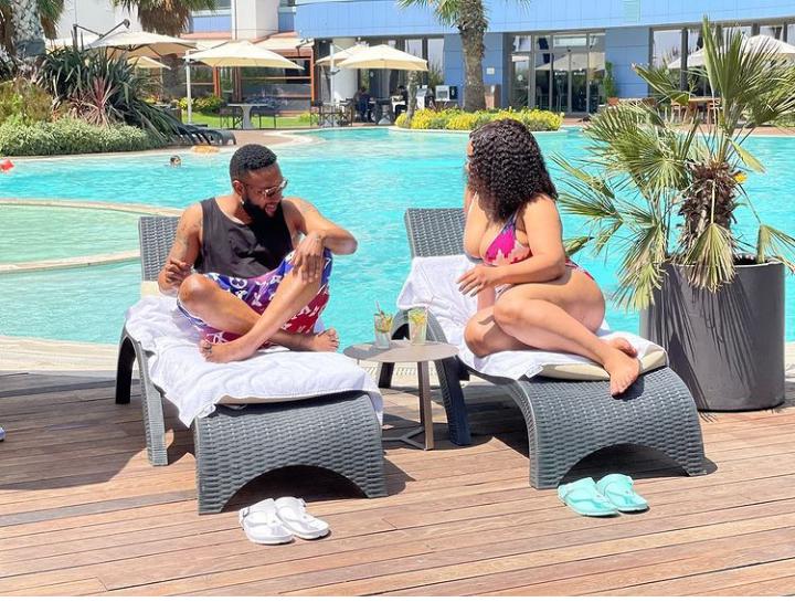 """""""All I Need In This Life Is Me And My Girlfriend"""" - Kcee Says As He Shared New Photo On Instagram"""