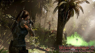 shadow of the tomb raider game download pc cracked
