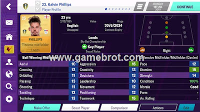 Football Manager 2020 Mobile MOD APK