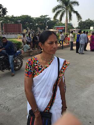 ISKCON Vijayawada President Ram Murari Dasa Attacks A Female Devotee