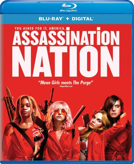 Assassination Nation 2018 Dual Audio [Hindi-English] 480p BluRay 450MB ESubs