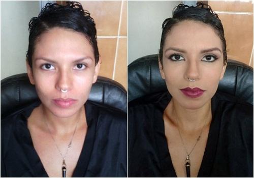 Portfólio maquiagens formatura (junho a agosto 2016)
