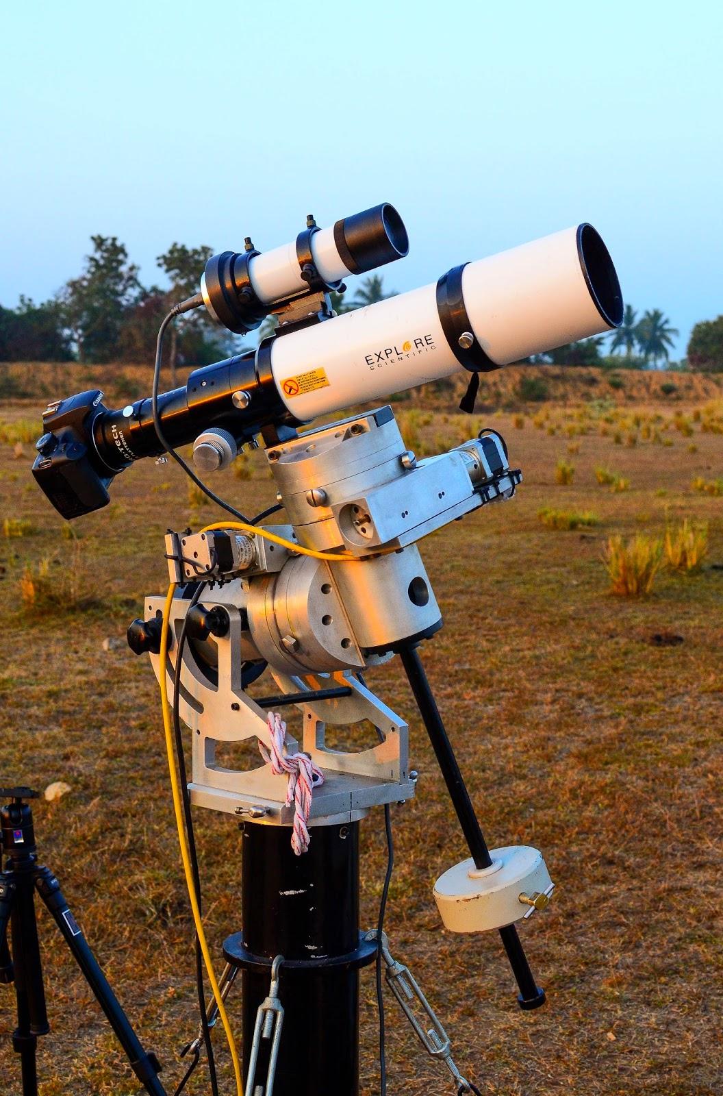 Diy Equatorial Mount For Astrophotography - Clublifeglobal com