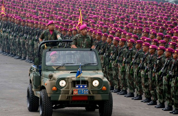 Postur Kekuatan Pertahanan Dan Keamanan