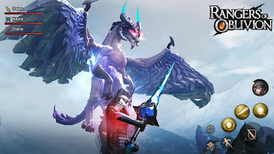 Rangers of Oblivion MOD APK + OBB for Android