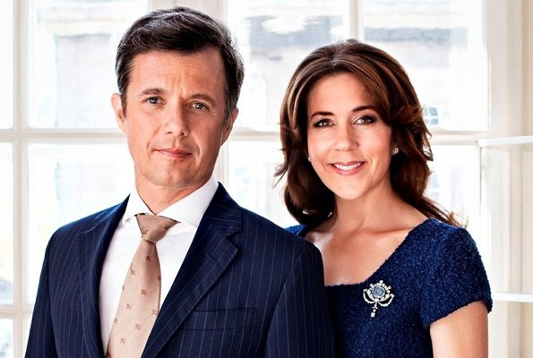 Crown Prince Frederik and Crown Princess Mary will visit Italy's capital, Rome. Royal Couple meet Holiness Pope Francis