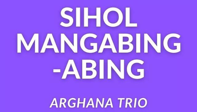 Chord Sihol Mangabing-Abing